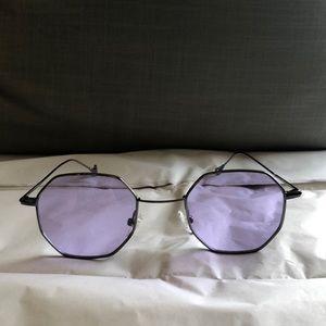 Brand new Purple sunglasses so rare!